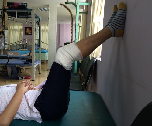<叉友投稿>前叉韧带重建和半月板修复手术的康复历程