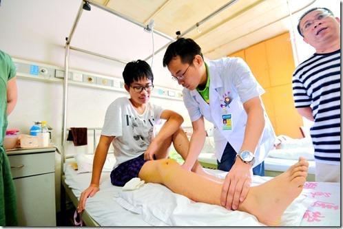 交叉韧带损伤去哪科检查?交叉韧带受伤挂什么科门诊