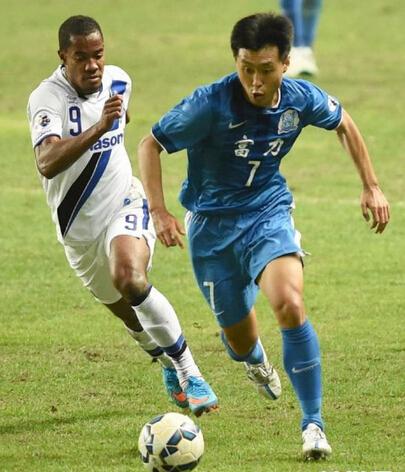 广州富力铁卫左膝十字韧带受伤或赛季报销
