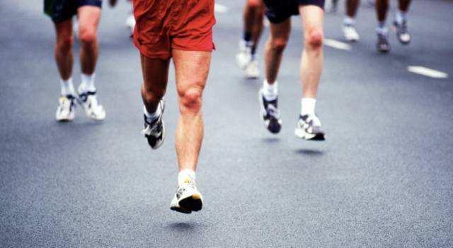 跑步减肥,保护膝关节-前叉之家