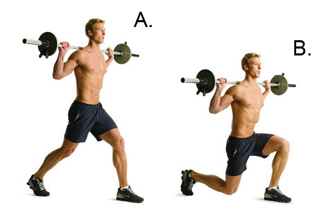 腿部训练 | 打造完美股四头肌的最佳练习方法-前叉之家