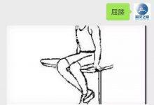 小知识 | 膝关节日常活动范围对比-前叉之家
