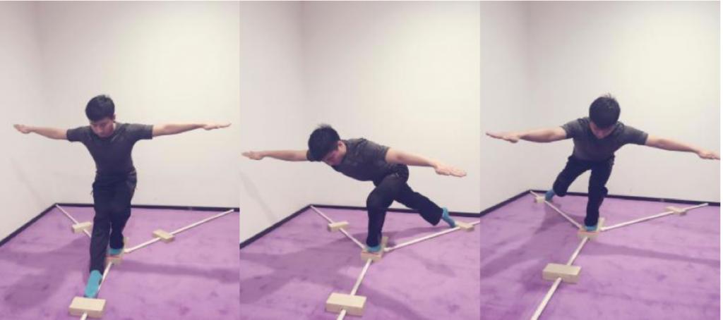 Y型平衡测试方法